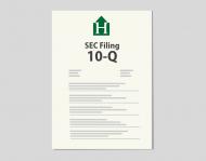 Quarterly Report (SEC Form 10-Q)